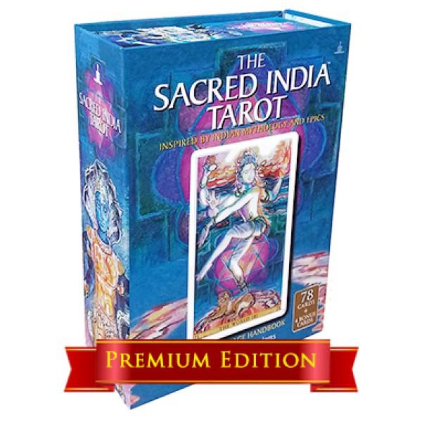 The Sacred India Tarot - Premium Edition